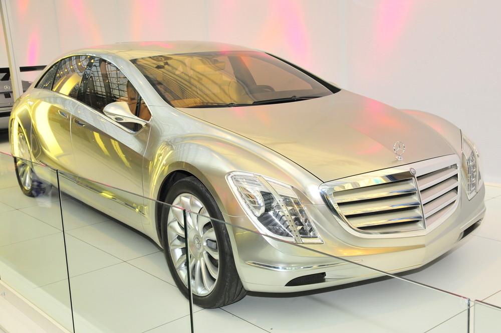 Mercedes Studie von der Motor Show 2008