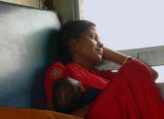 Mère et enfant ... / Mother and child ...