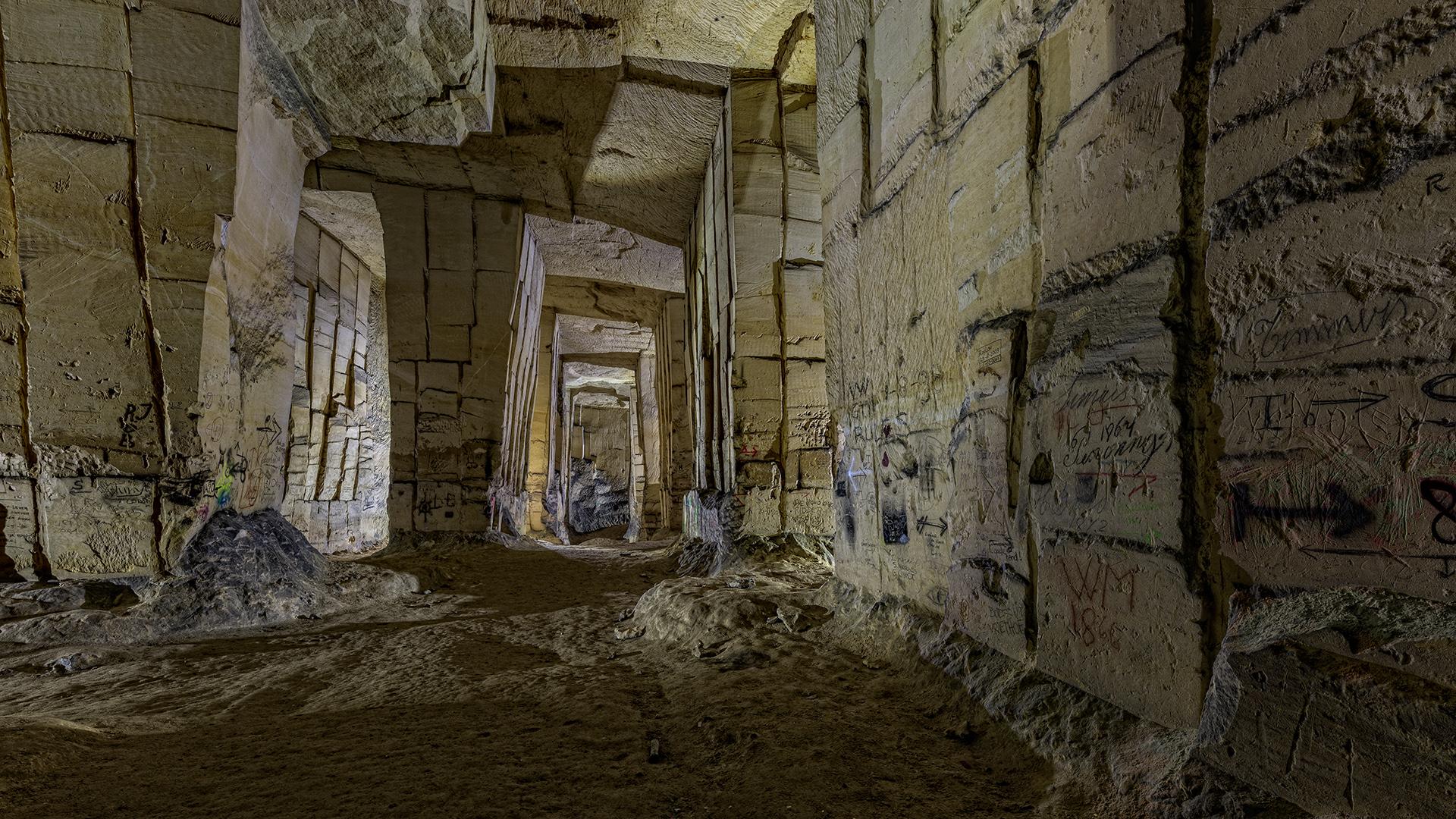 Mergelgruben - De Ridderzaal