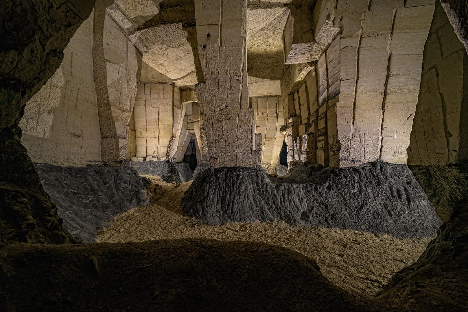 Mergelgruben - unbekannte Welt