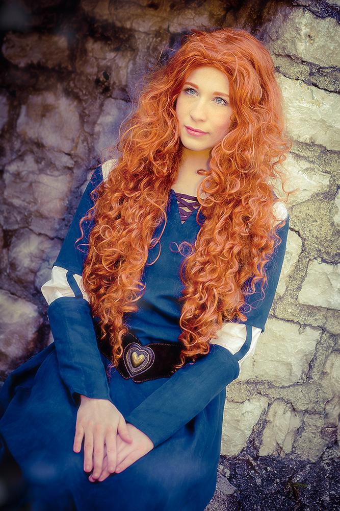 ... Merida - Legende der Highlands ...