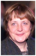 Merkel Angela Bundeskanzlerin