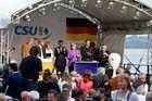 Merkel in Waging