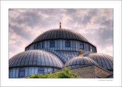 Merkez-Moschee  Duisburg ...