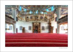 Merkez-Moschee in Duisburg  ...