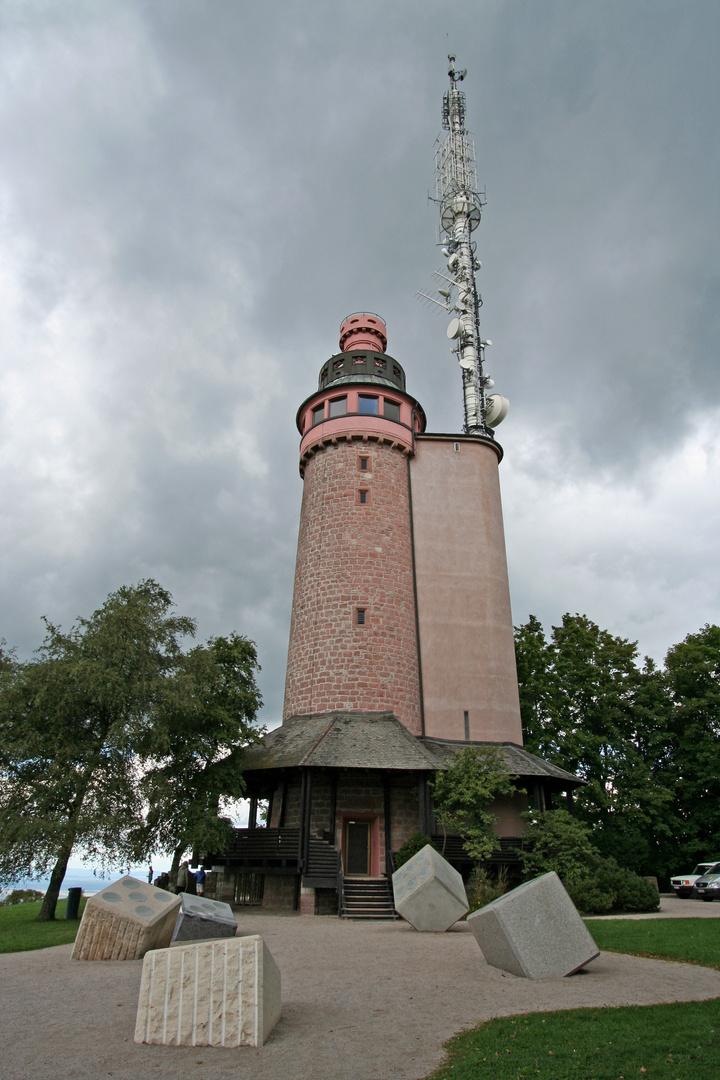 Merkurs Würfel - eine geologische Zeitreise durch Baden-Baden
