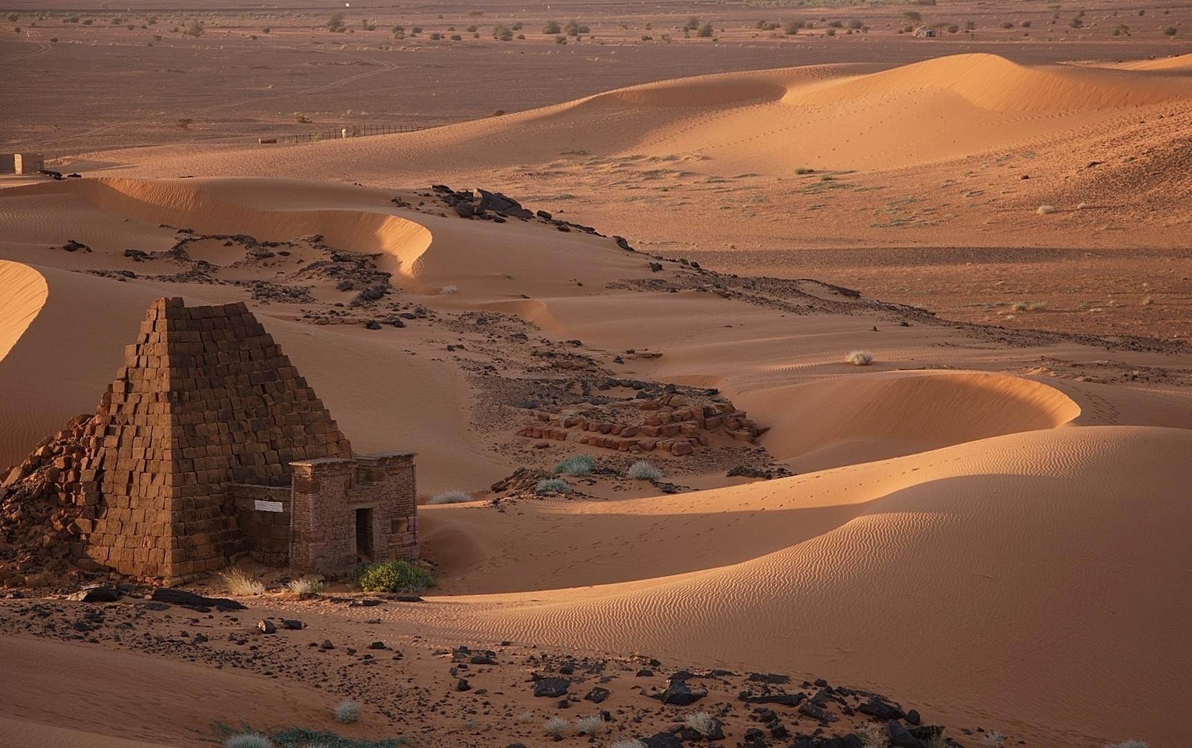 Meroe - Die Gräber der schwarzen Pharaonen