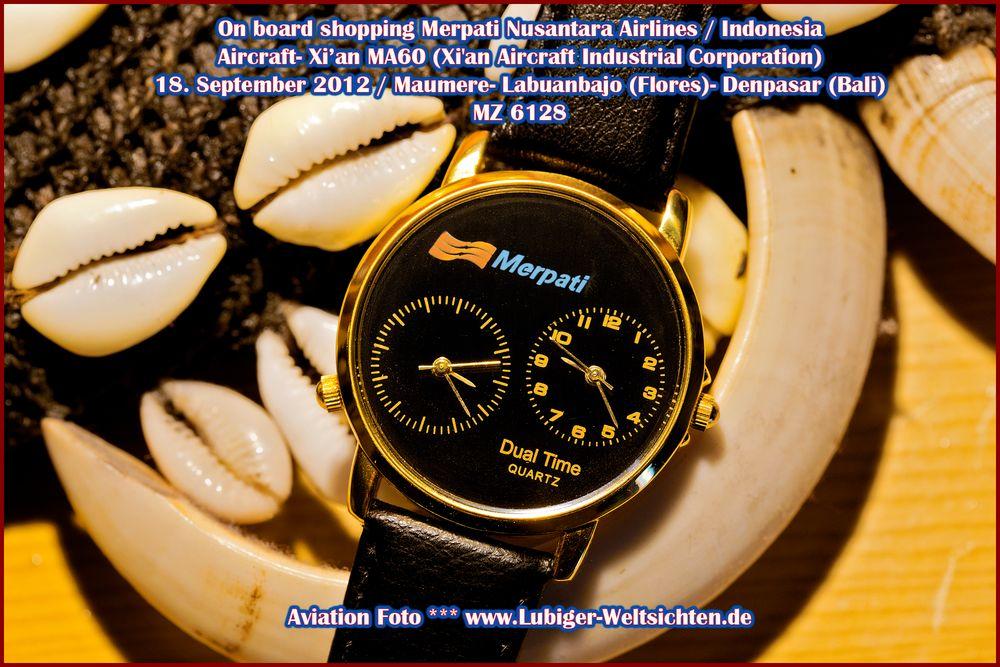 MERPATI watch