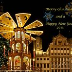 Merry Christmas and a Happy New Year 2013