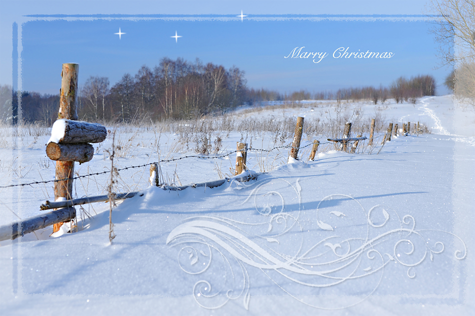Merry Christmas and a Happy New Year for all my Friends...