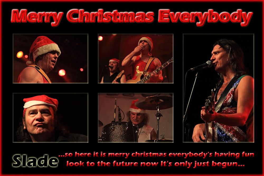 MERRY CHRISTMAS EVERYBODY