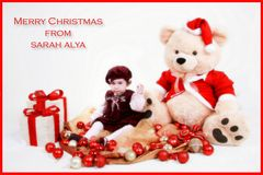 Merry Christmas from Sarah Alya