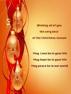 Merry Christmas to all of you...