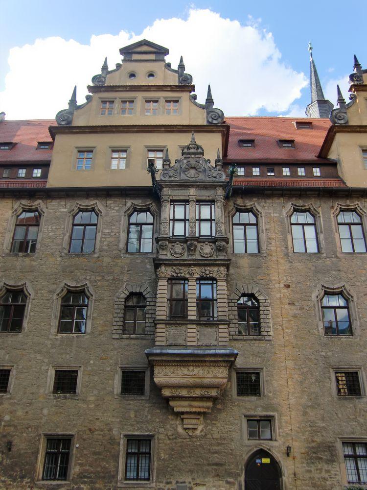 Merseburg (VII) - Schloss Detail
