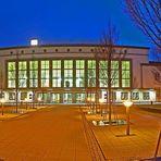 Merseburger Bahnhofsvorplatz