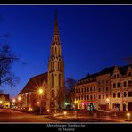 Merseburger Stadtkirche St. Maximi 2012