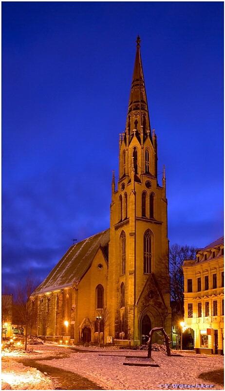 Merseburger Stadtkirche St. Maximi Part 2