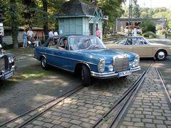 Merzedes Typ 108 In Frankfurt