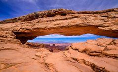 Mesa Arch, Canyonlands, Utah, USA