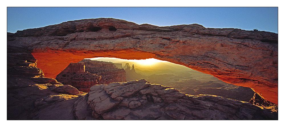 Mesa Arch - Conyonlands NP