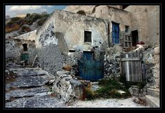 Mesa Gonia - Geisterdorf in Griechenland