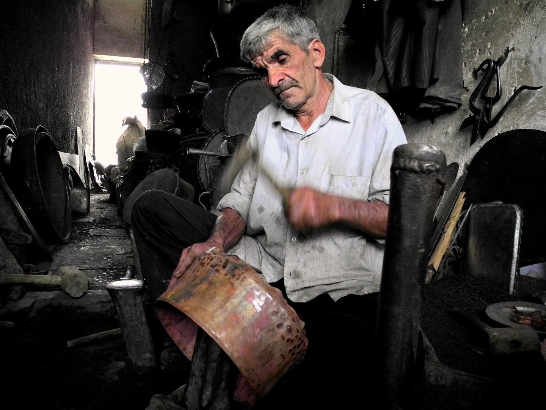 Mesgar -der persische Kupferschmied