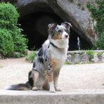 Meshua als Hüterin der Höhle ; )