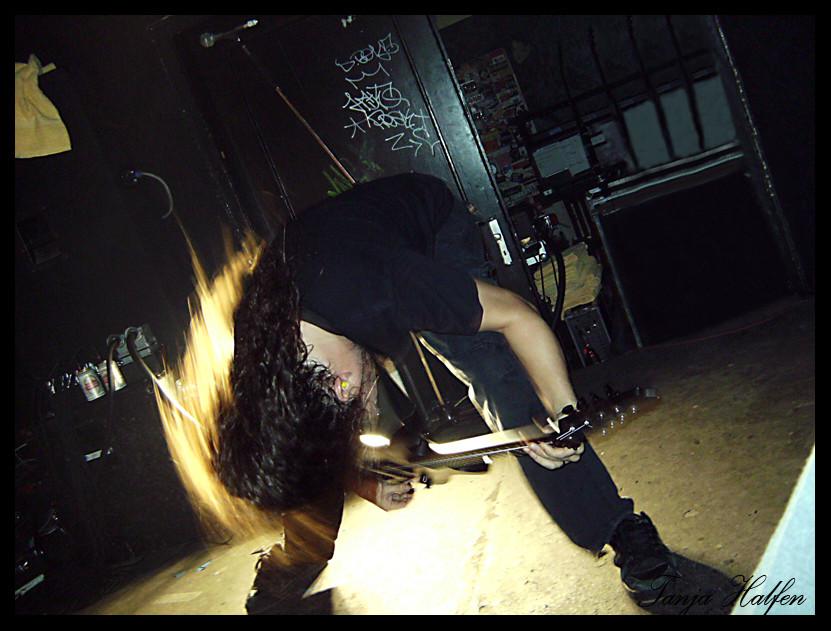 Meshuggah Konzert 16.sep.2008