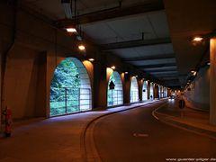 Messe-Tunnel in Essen