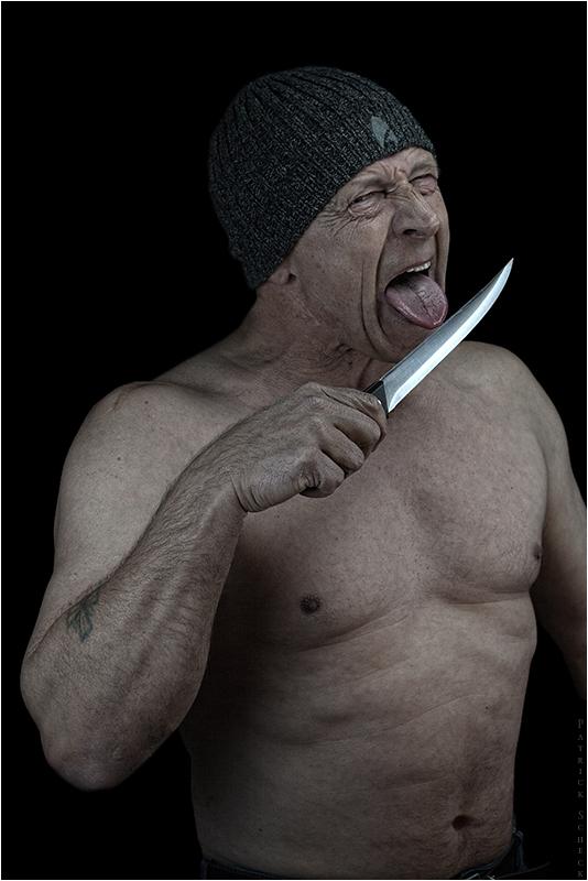 Messers Schneide