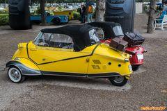 Messerschmidt KR 201 D 1956 bei Classic Cars Schwetzingen