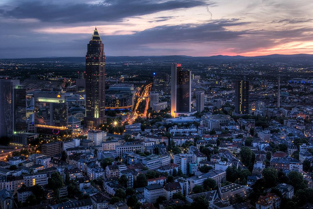 Messestadt Frankfurt
