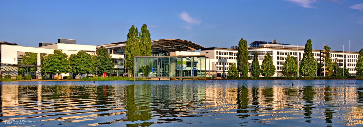 Messestadt München Riem Iii Foto Bild Deutschland Europe
