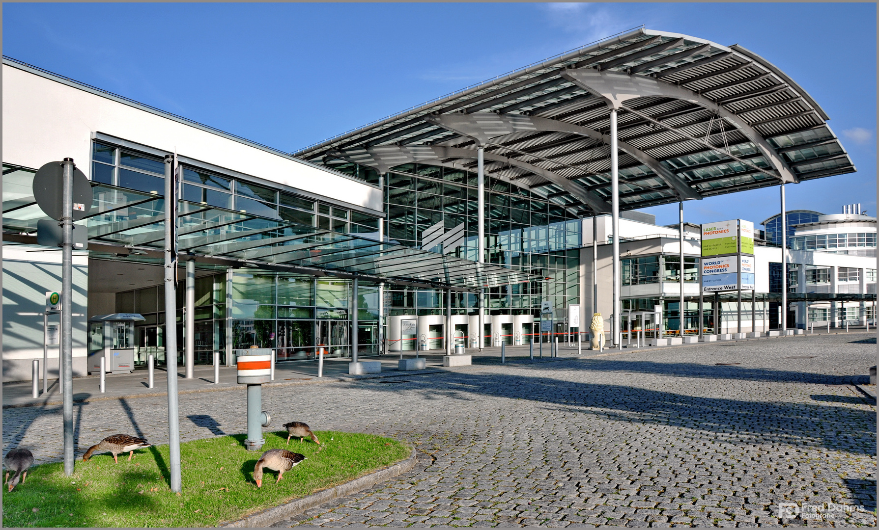 Messestadt München Riem Iv Foto Bild Deutschland Europe Bayern