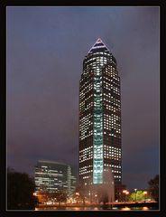 Messeturm by Night