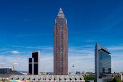 Messeturm Frankfurt a.M.