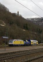 Messfahrt Part I