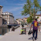 Messi geht nach Hause