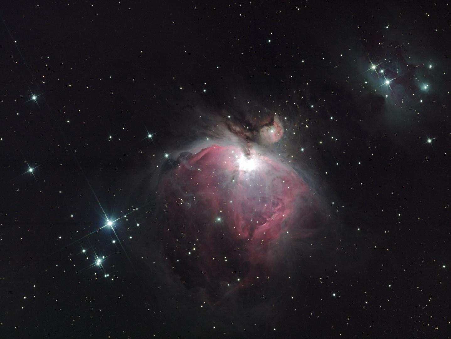 Messier 42 Orion Nebel im Sternbild Orion