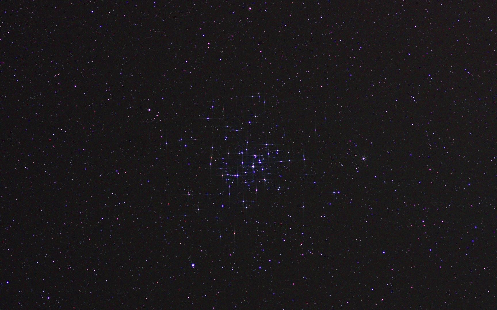 Messier 44, M44 oder Praesepe im Krebs