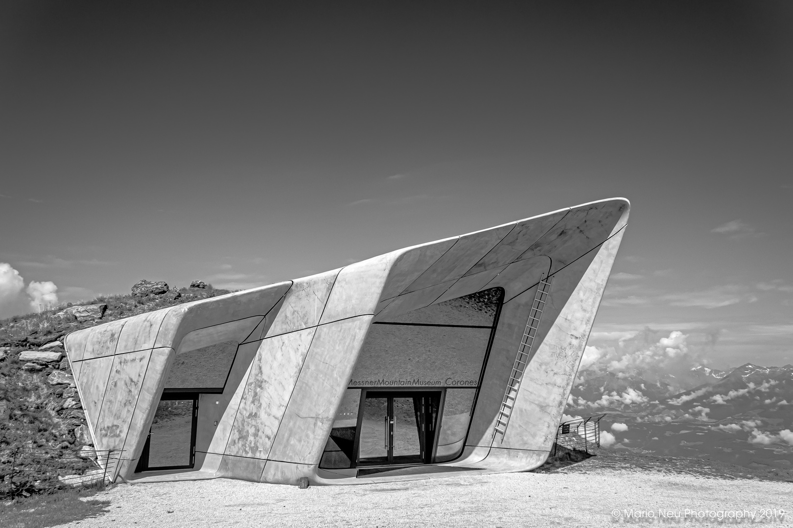 Messner Moutain Museum, Corones