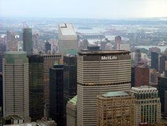 Met Life Building, Manhattan, New York