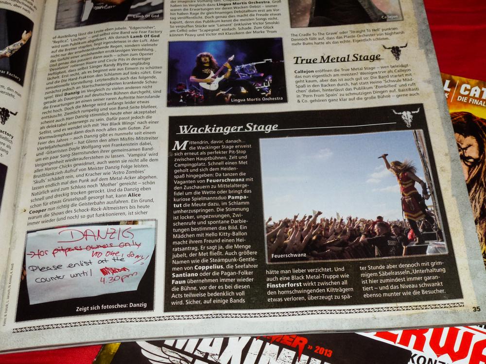 Metal Hammer II