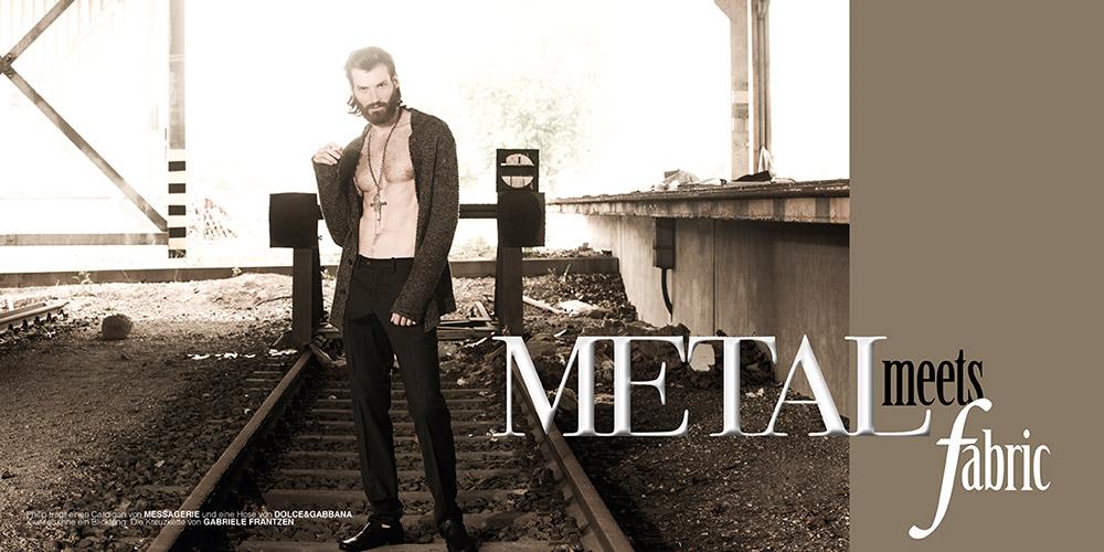 METAL MEETS FABRIC II