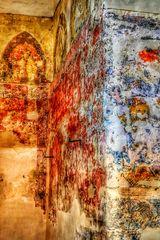 Metamorphose in der  Onze-Lieve-Vrouwekerk Brügge