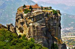 Meteora 2 Griechenland
