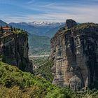 Meteora, Kloster Agia Trias