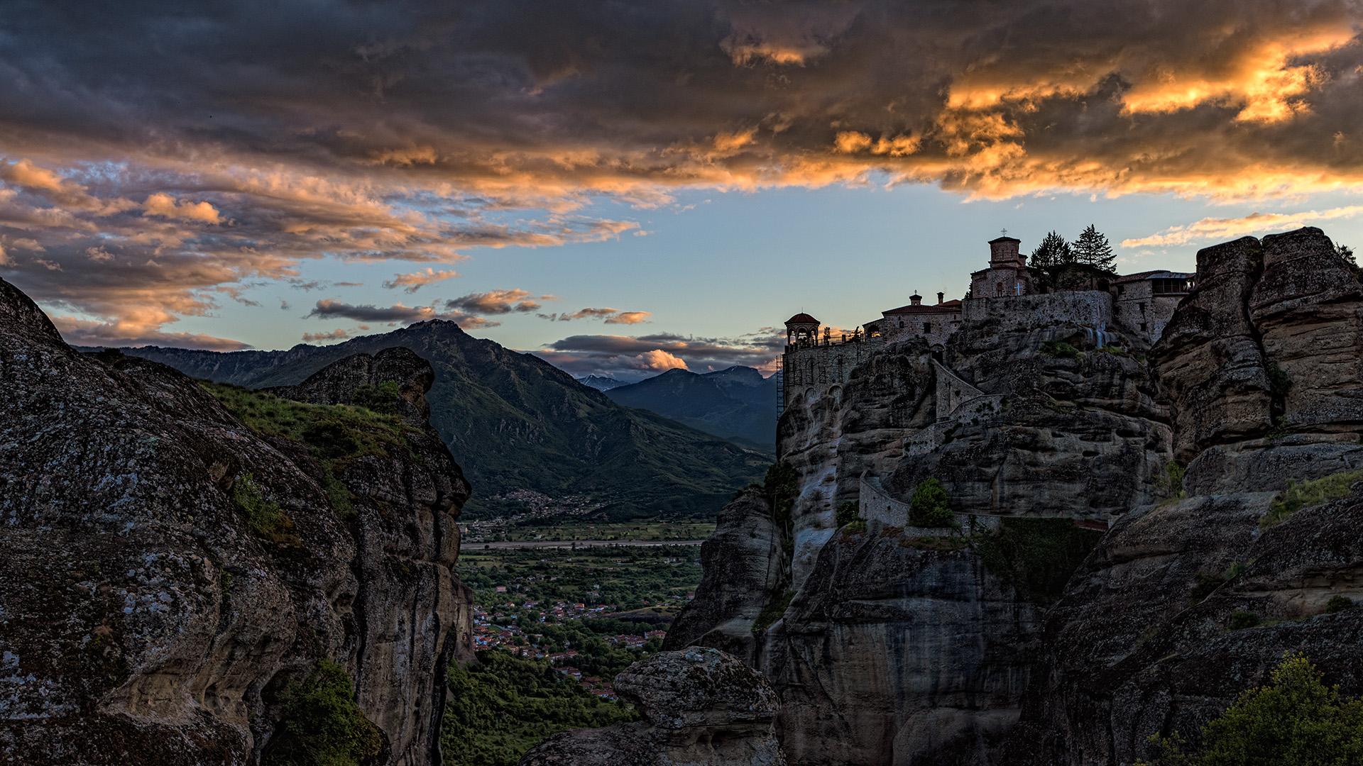 Meteora, Kloster Varlaam