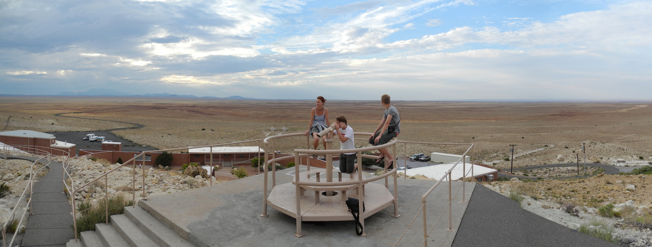 Meteoritenkrater in Arizona