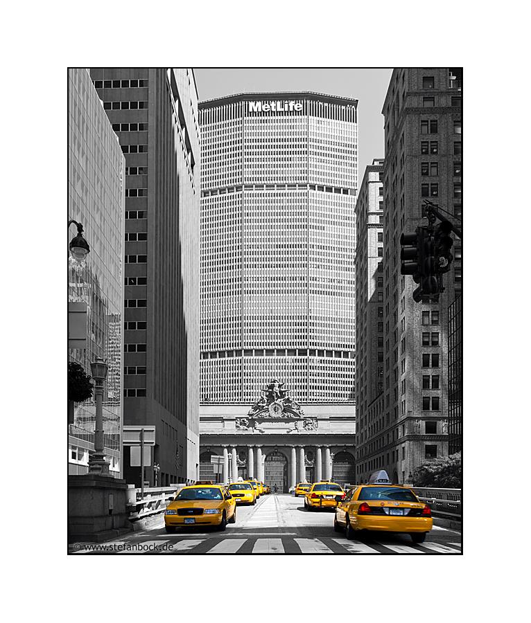 MetLife, New York City Serie XXIII